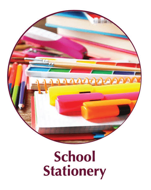 school stationery tipperary print and design